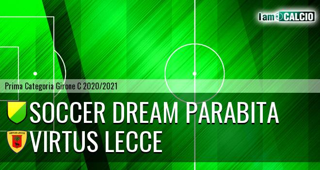 Soccer Dream Parabita - Virtus Lecce