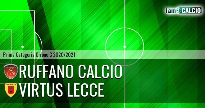 Ruffano Calcio - Virtus Lecce