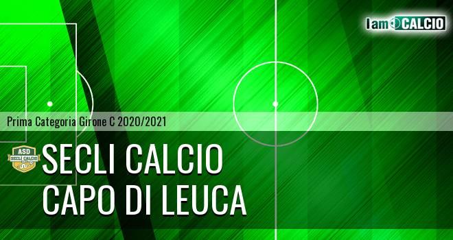 Secli Calcio - Capo di Leuca