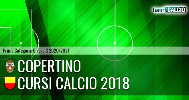 Copertino - Cursi Calcio 2018