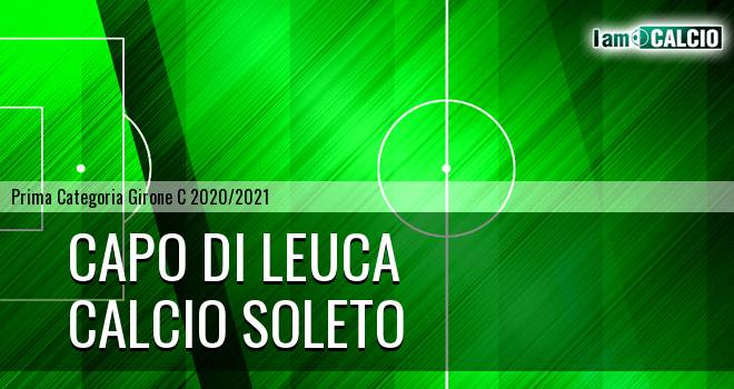 Capo di Leuca - Calcio Soleto