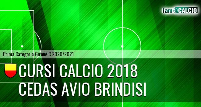 Cursi Calcio 2018 - Cedas Avio Brindisi
