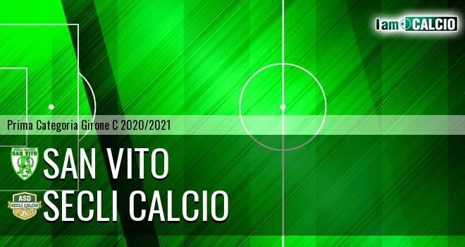 San Vito - Secli Calcio
