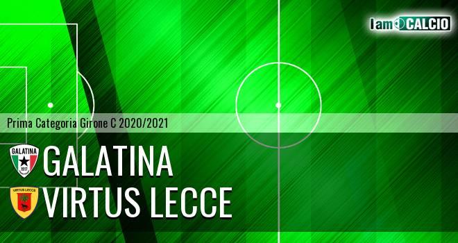 Galatina Calcio - Virtus Lecce