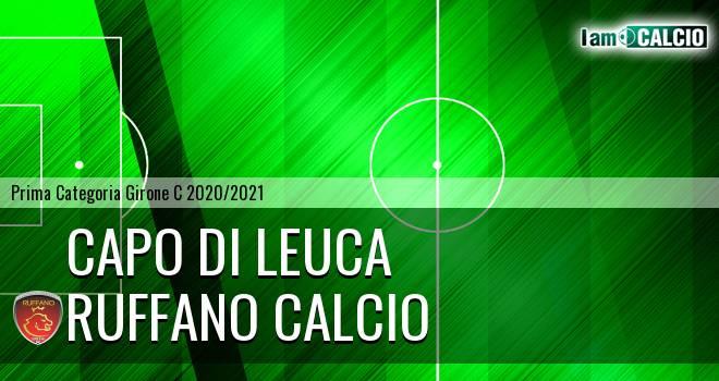Capo di Leuca - Ruffano Calcio