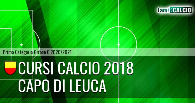 Cursi Calcio 2018 - Capo di Leuca