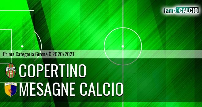 Copertino - Mesagne Calcio