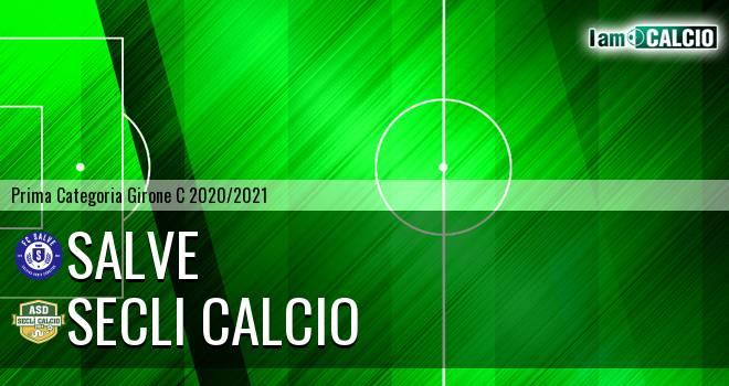 Salve - Secli Calcio