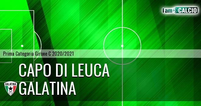 Capo di Leuca - Galatina Calcio