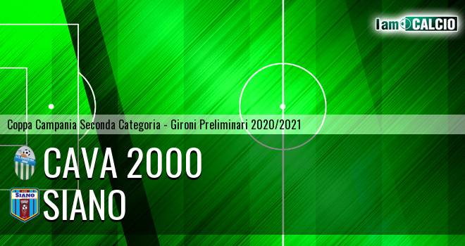 Cava 2000 - Siano
