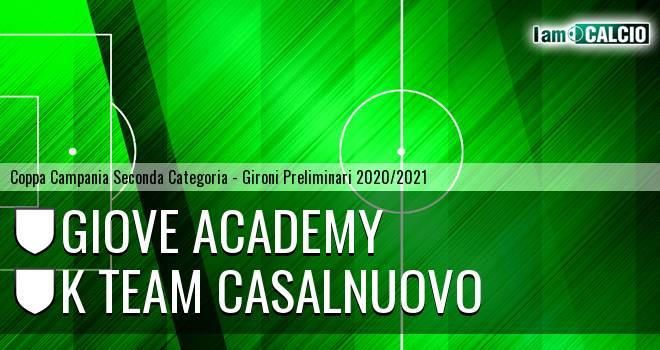 Giove Academy - K Team Casalnuovo