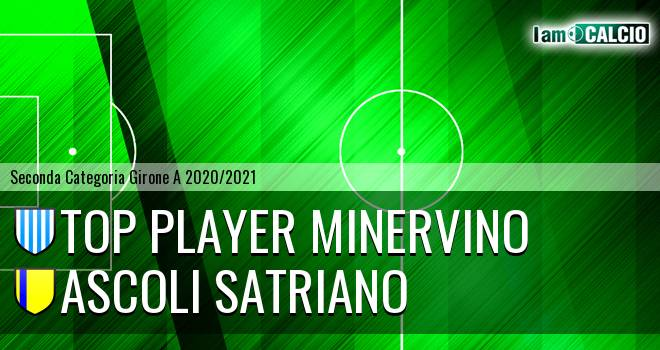 Top Player Minervino - Ascoli Satriano