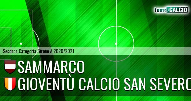 Sammarco - Gioventù Calcio San Severo