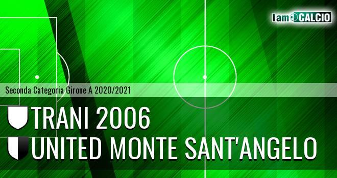 Trani 2006 - United Monte Sant'Angelo