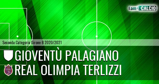 Gioventù Palagiano - Real Olimpia Terlizzi