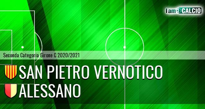 San Pietro Vernotico - Alessano