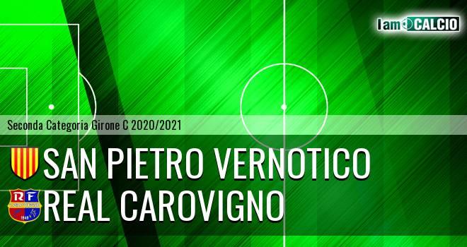 San Pietro Vernotico - Real Carovigno