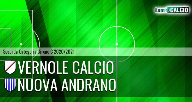 Vernole Calcio - Nuova Andrano