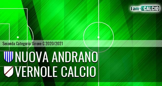 Nuova Andrano - Vernole Calcio