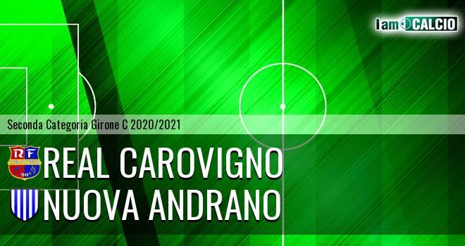 Real Carovigno - Nuova Andrano