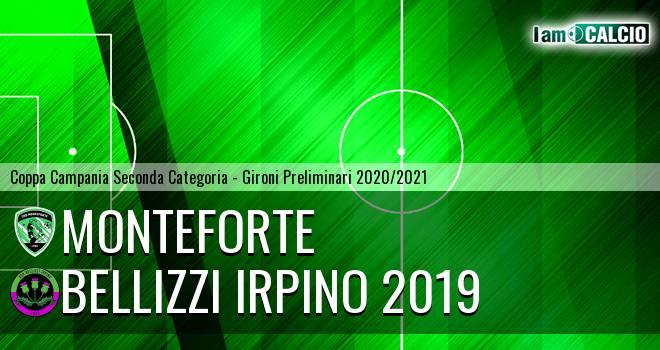 Monteforte - Bellizzi Irpino 2019