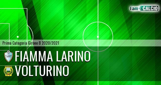 Fiamma Larino - Volturino