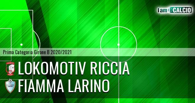 Lokomotiv Riccia - Fiamma Larino