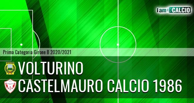 Volturino - Castelmauro Calcio 1986