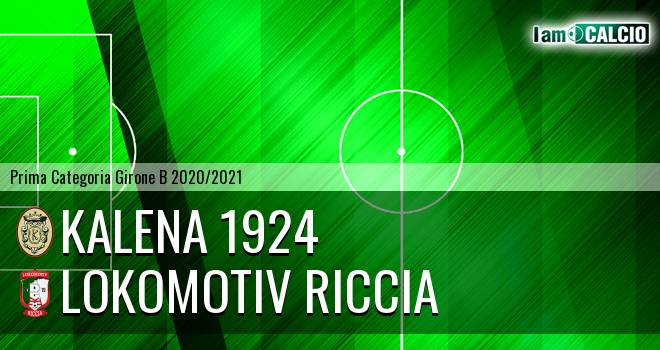 Kalena 1924 - Lokomotiv Riccia