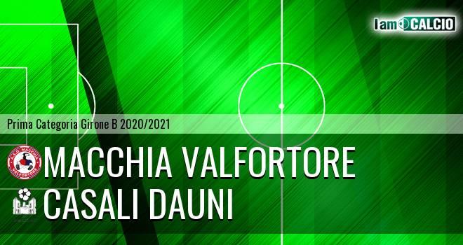 Macchia Valfortore - Casali Dauni