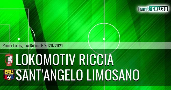 Lokomotiv Riccia - Sant'Angelo Limosano