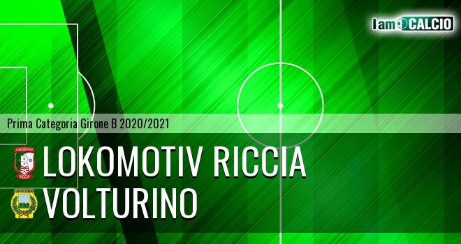 Lokomotiv Riccia - Volturino