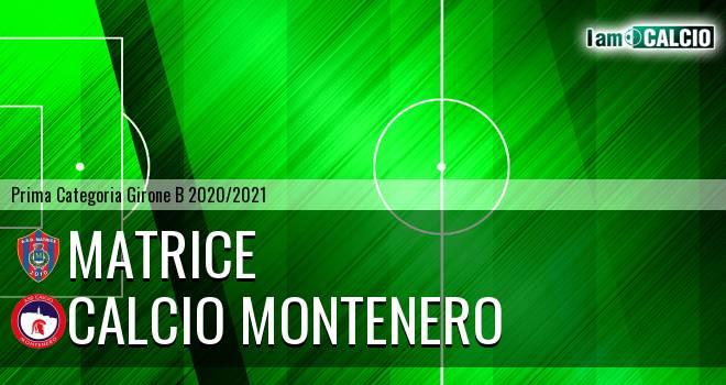 Matrice - Calcio Montenero