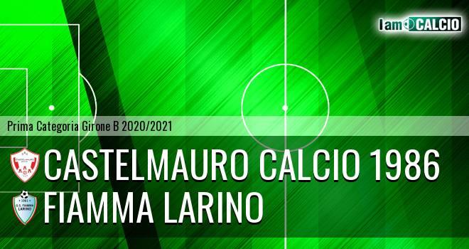 Castelmauro Calcio 1986 - Fiamma Larino