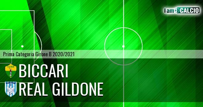 Biccari - Real Gildone