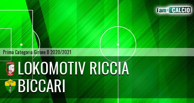 Lokomotiv Riccia - Biccari