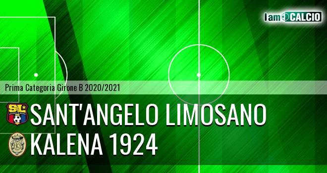 Sant'Angelo Limosano - Kalena 1924