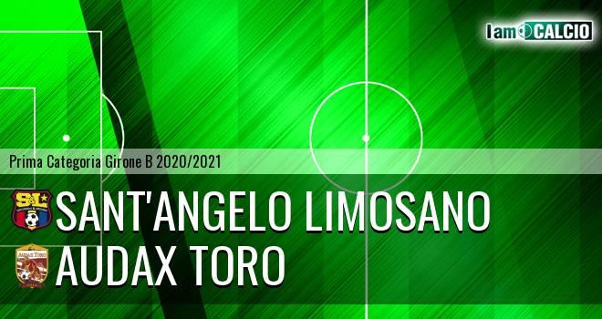 Sant'Angelo Limosano - Audax Toro