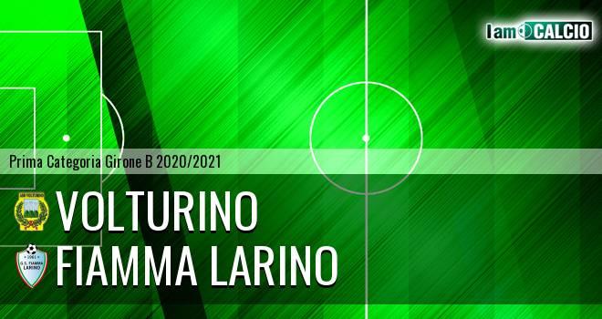 Volturino - Fiamma Larino