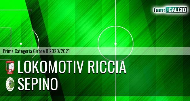 Lokomotiv Riccia - Sepino