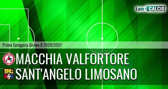 Macchia Valfortore - Sant'Angelo Limosano