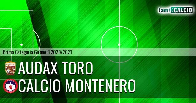 Audax Toro - Calcio Montenero