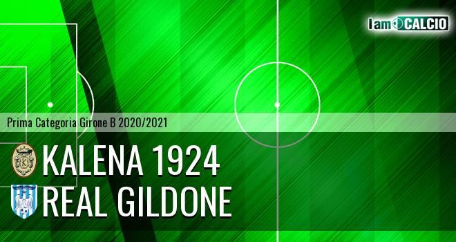 Kalena 1924 - Real Gildone