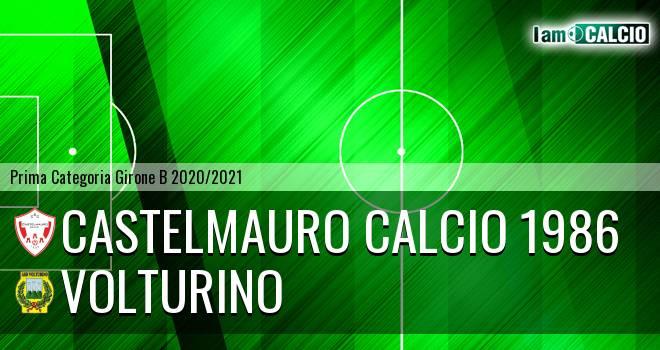 Castelmauro Calcio 1986 - Volturino