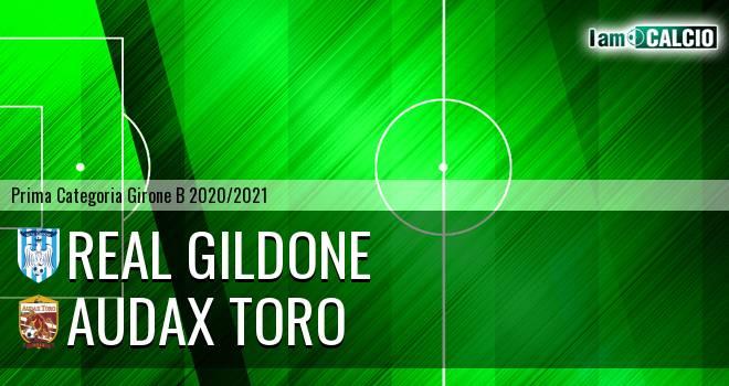 Real Gildone - Audax Toro