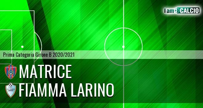 Matrice - Fiamma Larino