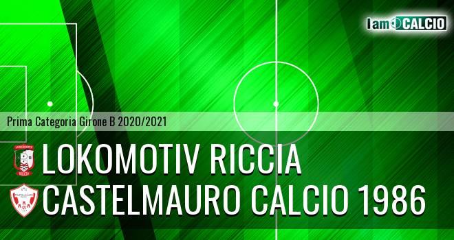 Lokomotiv Riccia - Castelmauro Calcio 1986
