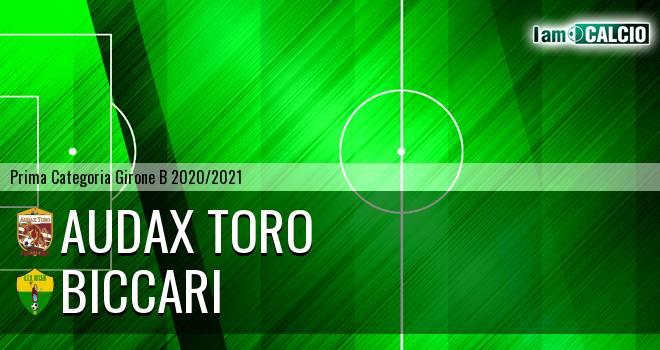 Audax Toro - Biccari