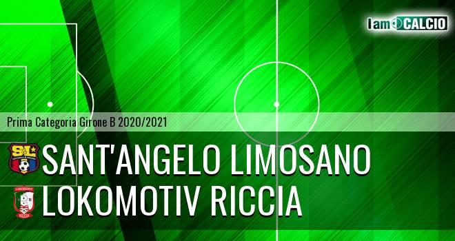 Sant'Angelo Limosano - Lokomotiv Riccia