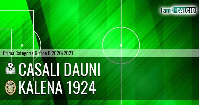 Casali Dauni - Kalena 1924